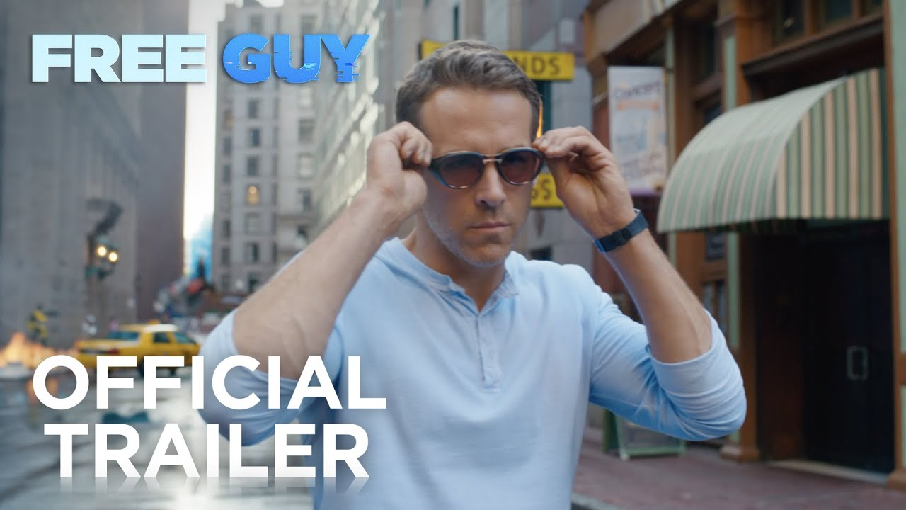 Free Guy Official Trailer 2