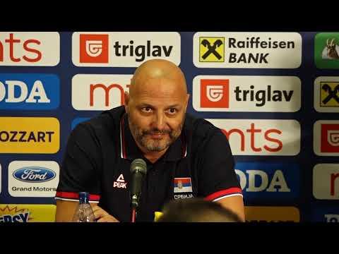 Selektor Aleksandar Đorđević Pred Početak Priprema za Mundobasket | SPORT KLUB Košarka