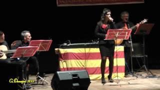"""Giovanni Donapai """"Nel Silensi una Veu"""" Canta Silvia Meloni.wmv"""