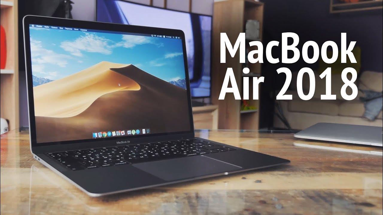 "Apple MacBook Air 13"" 128Gb Gold (MREE2) 2018 video preview"