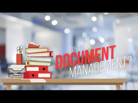 , title : 'What Is Document Management?