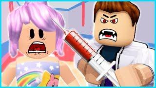 Korkunç Dişçiden Kaçış Roblox Escape The Dentist Obby Oyun Kent