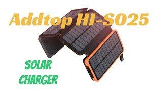 jetsun solar charger 16750mah portable solar power bank