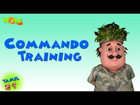 Download Commando Training Motu Patlu In Hindi With English