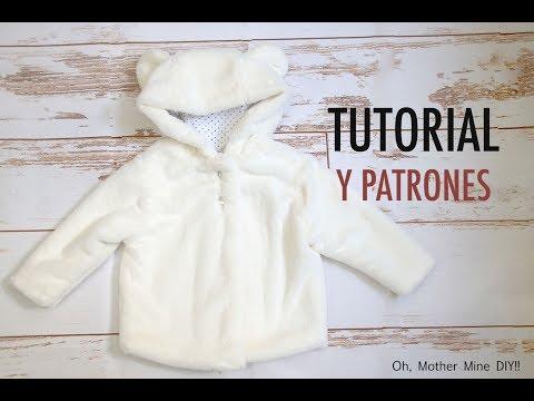 c918b9658 DIY Cómo hacer vestido para niñas (patrones gratis incluidos ...