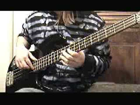 Bass  guitar  lessons    technique  hammer  on  pull  off