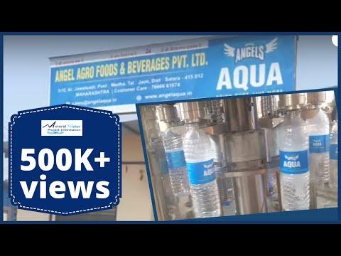 , title : 'Mineral Water Plant - Angel Aqua Satara