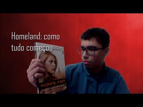 Homeland: como tudo começou (resenha) - Andrew Kaplan