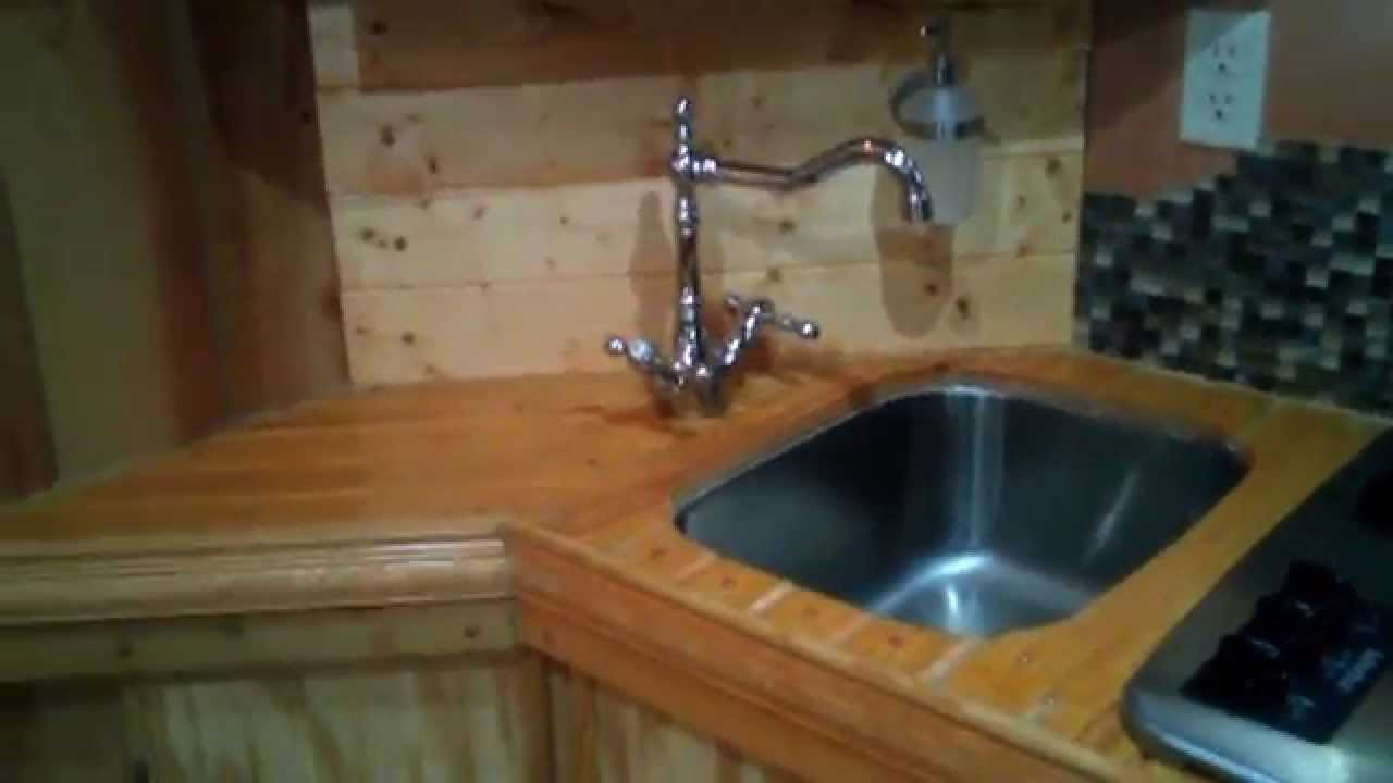 Tiny house/ bug out trailer