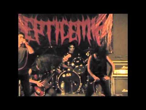 Helldust - Christgrinding Avenue (Behemoth Cover)