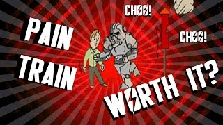 Fallout 4 - Pain Train Perk - Is It Worth It?