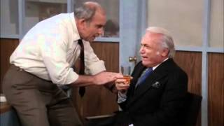 Ted Knight's genius