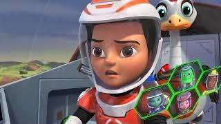 Первый спасательный отряд -  Выпуск 03 - Большой-пребольшой робот