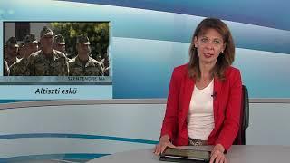 Szentendre Ma / TV Szentendre / 2021.07.16.