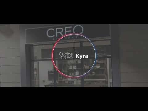 Modello Kyra, CREO Kitchens | Store Guidonia Montecelio (RM) - Esposizione - LUBE CREO Store Guidonia (Roma)