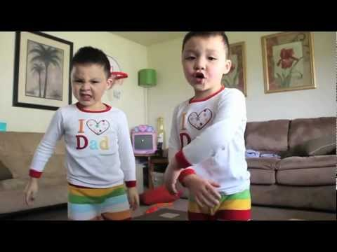 http://www.facebook.com/dancingtwins This is Justin and Jeremy's rendition of Bruno Mars' original The Lazy Song  Song: The Lazy Song Artist: Bruno Mars