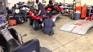 Honda ATV Diagnostic Tool!
