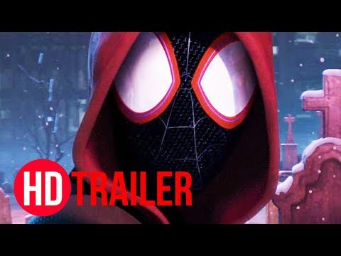 SPIDER MAN - A NEW UNIVERSE TRAILER  Deutsch