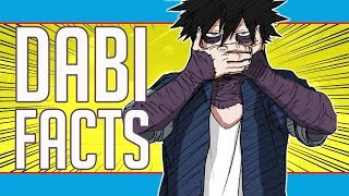 5 Facts About Dabi - My Hero Academia