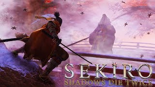 SEKIRO: SHADOWS DIE TWICE \\ NINJA \\ SOULS LIKE \\