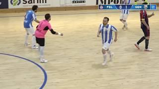Feldi Eboli vs Cdm Futsal