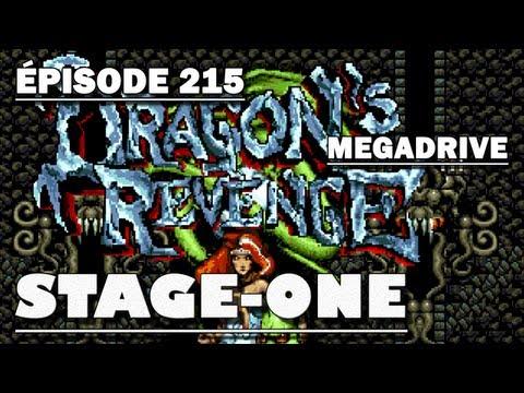 Dragon's Revenge Megadrive