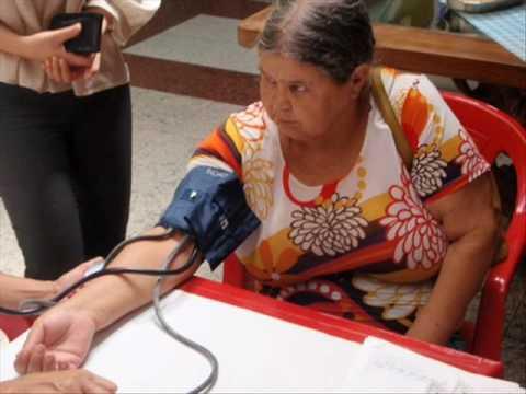 Aumento da pressão arterial em idosos