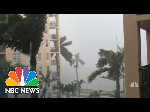 Tropical Storm Isaias Tests Florida's Coronavirus Response In Hurricane Season | NBC Nightly News