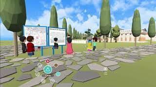 Free VR English Lessons