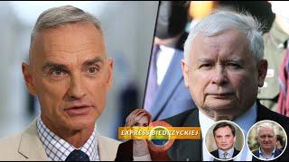 Jackowski POUCZA Kaczyńskiego?! Domaga się ZMIAN w Zjednoczonej Prawicy