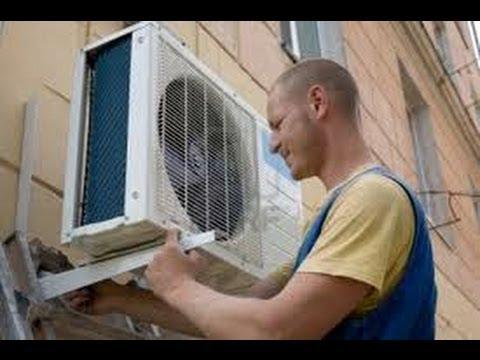 7 Κανόνες για την σωστή εγκατάσταση του κλιματιστικού