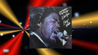 Barry White - All Because Of You