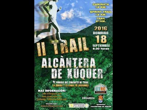 Resumen II Trail Alcàntera de Xúquer 2016
