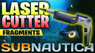 Where To Find Laser Cutter Fragments Location In Subnautica 2019