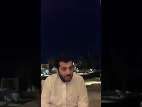 تركي آل الشيخ: ورانا انبساط بعد العيد أتمنى تأخذوا اللقاح