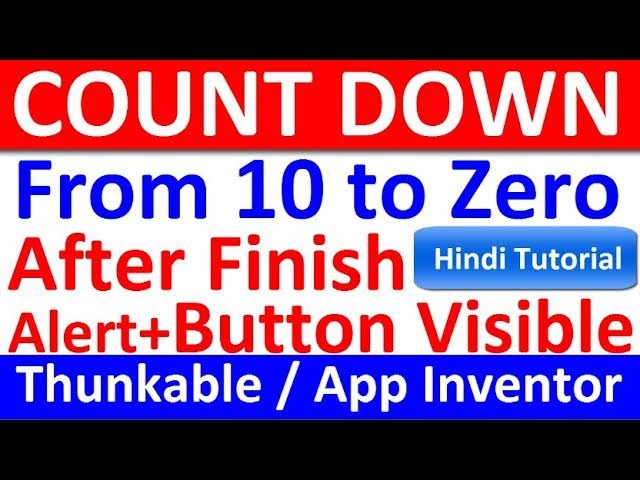 Onclick Start Countdown from 10 to zero and after Timer