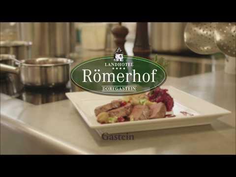 Kulinarik im Landhotel Römerhof in Dorfgastein