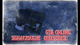 """Gta 5 """"Online""""  Kriegsbeil  Schatzsuche"""