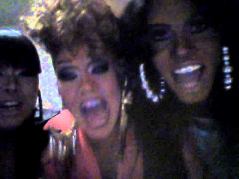 Phi Phi O'hara, Jiggly Caliente, and DiDa Ritz - Patricia Field Launch Party
