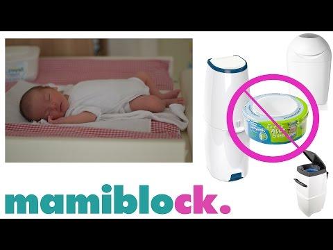 Angelcare & Co: Windelmülleimer ohne Nachfüllkassetten - Tutorial | mamiblock - Der Mami Blog