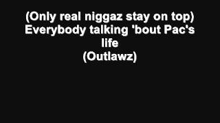 2Pac - Pac's Life Lyrics