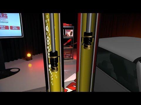 Pedders Virtual Tech Stop -  Shock Absorbers