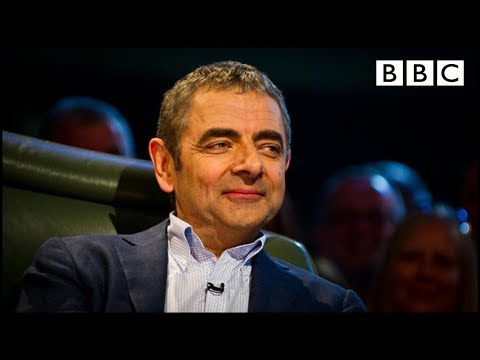Star in a reasonably-priced car - Rowan Atkinson