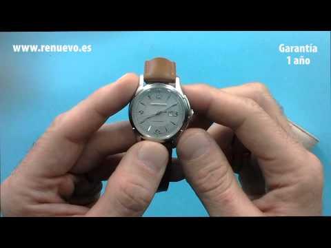 Reloj HAMILTON Jazzmaster Viewmatic H325150 de segunda mano