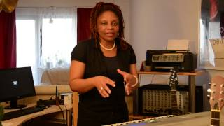 "Story Behind the song ""Don't be afraid"" Joyce Ejiogu"