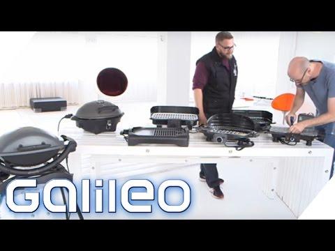 Der große Grill-Qualitätstest   Galileo   ProSieben
