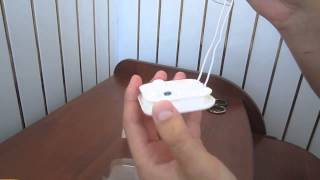 Посылка из Китая №1  Наушники Apple EarPods