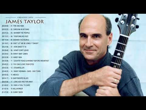 James Taylor Greatest Hits || Best James Taylor Songs