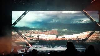 Avicii LIVE - Hamburg 30.08.2014 Wake me up - Ende(HD)