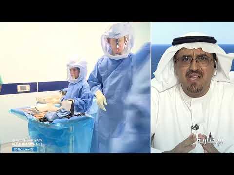 بالفيديو.. طبيب يعالج مرضاه بالمجان لأكثر من 17 عامًا في عسير